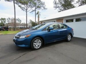 2012 Honda Civic: Fantastic Condition and Low Kms