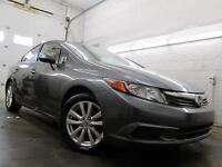 2012 Honda Civic EX TOIT OUVRANT AUTOMATIQUE MAGS A/C