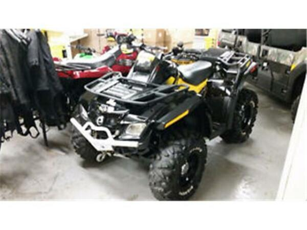 2010 Can-Am 2010 XTP 650