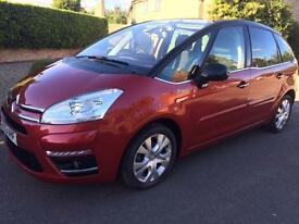 2013 Citroen C4 Picasso 1.6HDi Platinum Manual 1 PRIVATE OWNER ONLY 27000 MILES