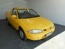 2003 Proton Jumbuck GLi Yellow 5 Speed Manual Utility Cabramatta Fairfield Area Preview