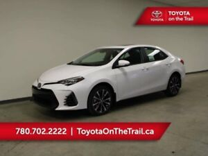 2019 Toyota Corolla TAG SE CVT UPGRADE PACKAGE; SUNROOF, A/C, HE