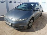 HONDA Civic S I-Dsi Petrol 2006 Breaking for parts Ref(AB30)