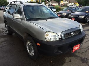 2004 Hyundai Santa Fe GL Kitchener / Waterloo Kitchener Area image 3