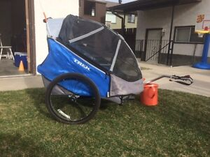 Trek GoBug Bike Trailer (2 Seater)