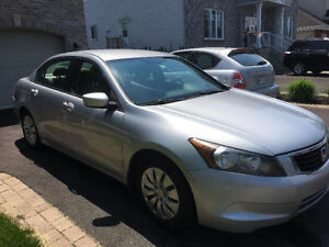 2010 Honda Accord LX Berline
