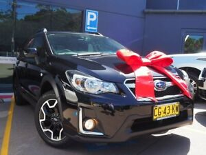 2016 Subaru XV G4X MY16 2.0i Lineartronic AWD Black 6 Speed Constant Variable Wagon Brookvale Manly Area Preview