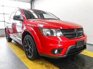 2016 Dodge Journey BlackTop