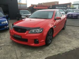 2011 Holden Commodore VE II SS Thunder Red 6 Speed Automatic Utility Cardiff Lake Macquarie Area Preview