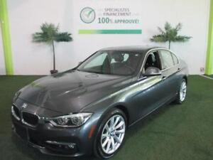 BMW 3 SÉRIES 328i 2016 4X4**BANCS CHAUFFANTS,TOIT OUVRANT++