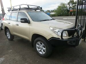 2011 Toyota Landcruiser Prado KDJ150R GX Gold 5 Speed Manual Wagon Reynella Morphett Vale Area Preview