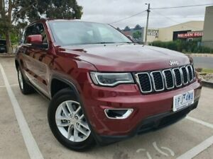 2018 Jeep Grand Cherokee WK MY18 Laredo Red 8 Speed Sports Automatic Wagon Hoppers Crossing Wyndham Area Preview