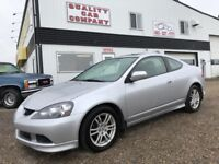 2005 Acura RSX Premium 5 speed. Leather. Sale only $4450!! Red Deer Alberta Preview