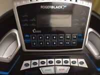 Argos Roger Fitness threadmill.