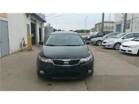 2011Kia Forte SX,leather,sunroof,r.start,2sets tires&rims,39kms