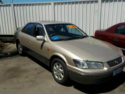 1998 Toyota Camry MCV20R Grande Gold 4 Speed Automatic Sedan Victoria Park Victoria Park Area Preview