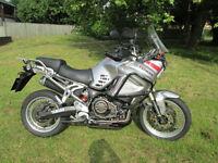 Yamaha XT 1200 Z SUPER TENERE MOTORCYCLE