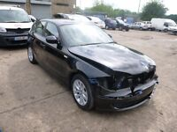 BMW 1 SERIES - EA60XBZ - DIRECT FROM INS CO