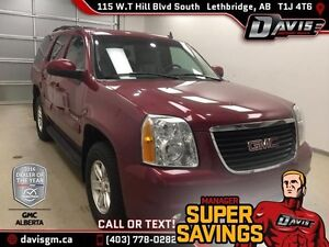 Used 2007 GMC Yukon 4WD 1500 SLT-7 PASSENGER, HEATED LEATHER