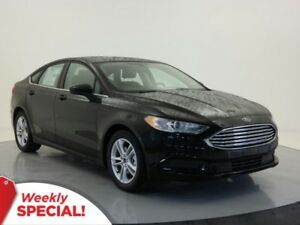 2018 Ford Fusion SE - Heated Seats, Navigation, Rear View Camera