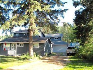 4 Bedroom, 1000 sq ft shop, 0.42 acre, 25 minutes to Kamloops