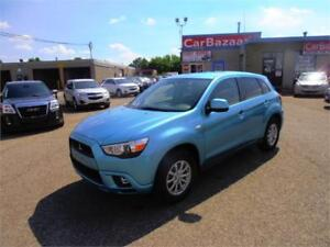 2011 Mitsubishi RVR SE 4WD 4 Cyl Gas Saver SUV Easy Finance