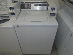 GE COMMERCIAL WASHER