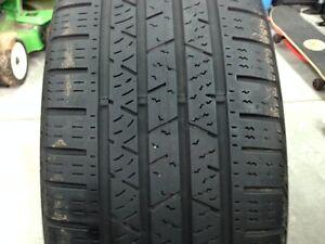 pneu 235 55 19, 101H Continental Cross contact LX sport