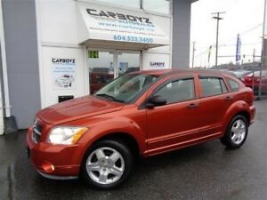 2007 Dodge Caliber SXT Hatchback, 5 Speed Manual, NO Accidents!!