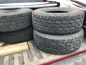 Toto Open Country Set of Tires SOLD PPU