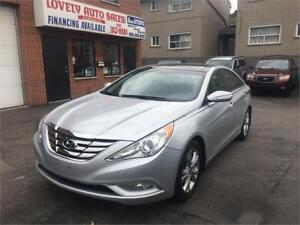 2012 Hyundai Sonata Limited w/Navi ,back up camera