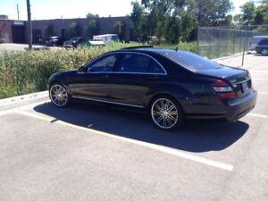 LUXURIOUS! Mercedes S550 4Matic Long Wheelbase