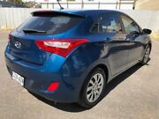 2013 Hyundai i30 GD Active Dazzling Blue 6 Speed Sports Automatic Hatchback Hendon Charles Sturt Area Preview
