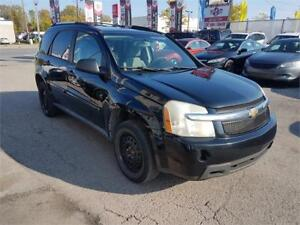 2008 Chevrolet Equinox LS, AWD, GROUPE ELECT., CRUISE, A/C, 3.4L