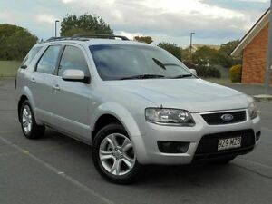 2010 Ford Territory SY Mkii TS Silver 4 Speed Sports Automatic Wagon Chermside Brisbane North East Preview