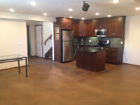 Beautiful One Bedroom Suite Available Nov. 1!