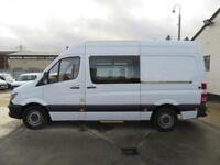 e4e66d8b3d6036 Mercedes-Benz Sprinter 313 MWB H R EURO 5 - CREW CAB - 9