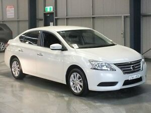 2013 Nissan Pulsar B17 ST White Diamond Continuous Variable Sedan Dubbo Dubbo Area Preview