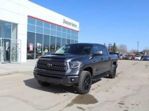 2018 Toyota Tundra TRD SPORT,BLACKOUT BADGES, BLACK RIMS!!!