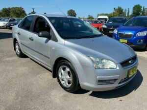 2006 Ford Focus LS CL Silver 4 Speed Sports Automatic Hatchback Elderslie Camden Area Preview