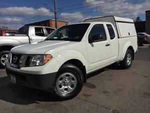 2014 Nissan Frontier S **UTILITY CAP-WE FINANCE**