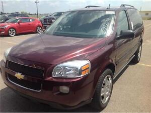 2008 Chevrolet Uplander LS, 7 psgr, Factory DVD, LOW KMS only123