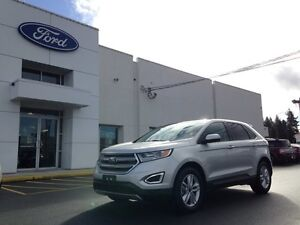 2015 Ford Edge SEL AWD with Leather, Blind Spot Information, Rem