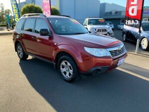 2008 SUBARU FORESTER S3 MY09 X WAGON 4DR SA 4SP 4X4 2.5I Busselton Busselton Area Preview