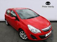 2012 VAUXHALL CORSA HATCHBACK SPECIAL E