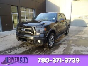 2013 Ford F-150 4WD SUPERCREW FX4 Navigation (GPS),  Leather,  H