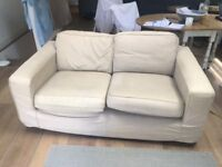 hi - I have a spare sofa I dont want in my flat in Putney. Would anyone like this?