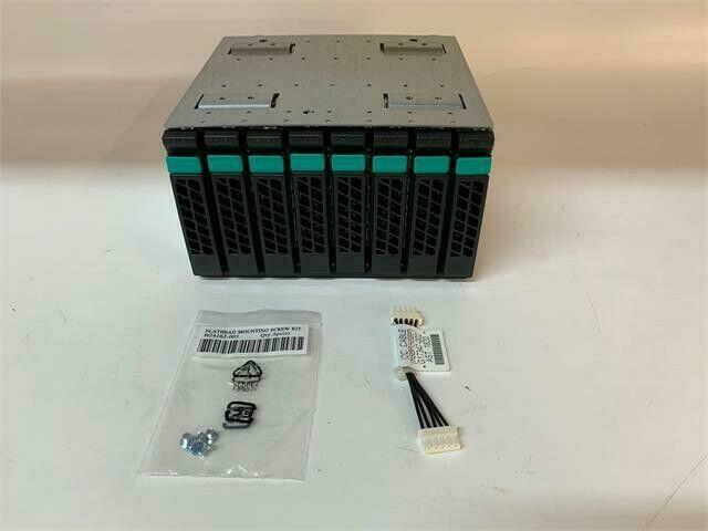 """Intel A2U8X25S3HSDK 2U Hot-swap Drive Cage Upgrade Kit 8x2.5"""" NEW"""