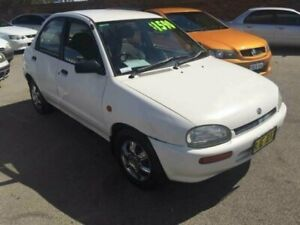 1996 MAZDA 121 1.3L 4-CYLINDER 5 SPEED MANUAL BUBBLE  ( CHEAP ECONOMICAL RUNABOUT BEATS WALKIN! )  Bayswater Bayswater Area Preview