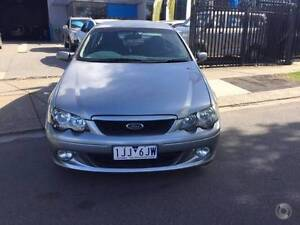 2003 Ford Falcon Sedan Kingsville Maribyrnong Area Preview